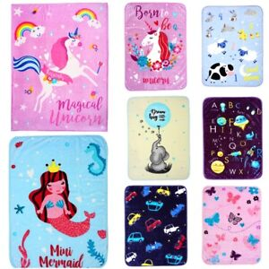 Newborn-Baby-Blankets-Super-Soft-Cosy-Warm-Fleece-Nursery-Throws-for-Boys-Girls