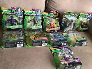 Teenage Mutant Ninja Turtles Action Figures Sealed CHOICE Nickelodeon TMNT