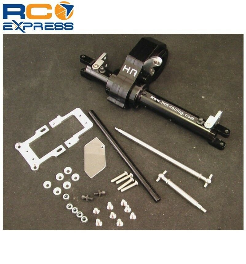 Hot Racing Axial AX10 Scorpion SCX10 Aluminum Transmission Kit SCP12LC01