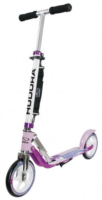 Hudora Big Wheel  GS 205 Scooter, púrpura Alu abretapas Roller City Roller 14748 r12.f38  40% de descuento