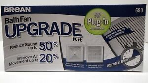 Broan 690 Bathroom Fan Upgrade Kit, 60 CFM 78477347447 | eBay