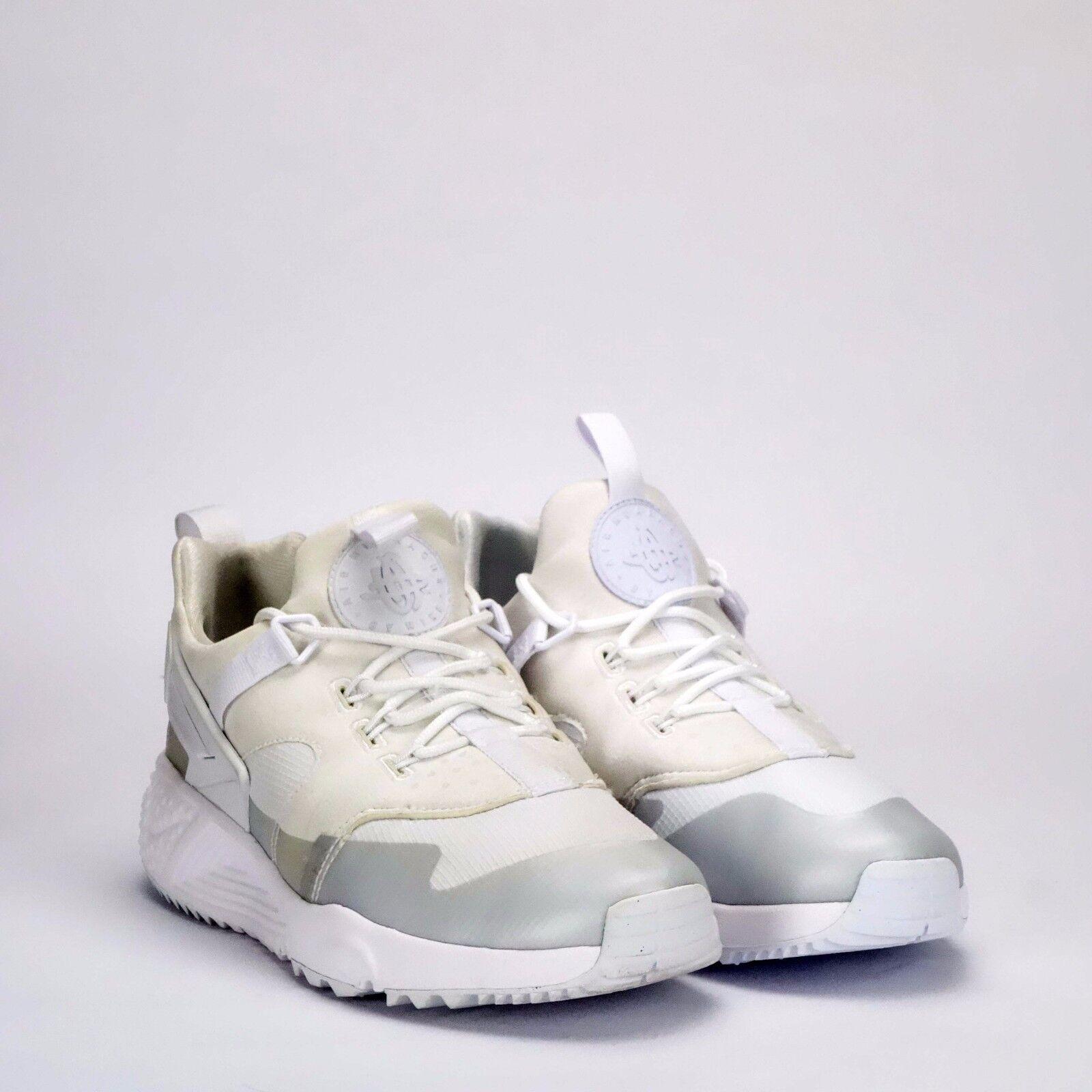 Nike Luft Huarache Utility Herren Schuhe weiß EX Display