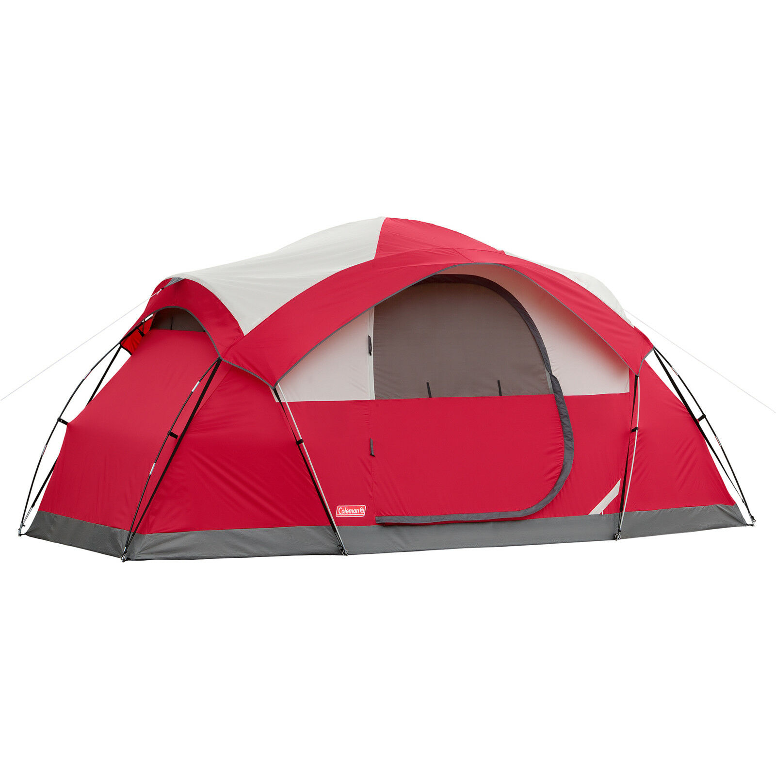 8-Person Large Camping Tent Waterproof Outdoor Dome Family Cabin Shelter Canopy