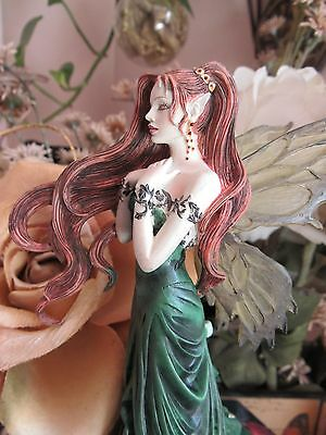 Nene Thomas Direwood Fairy Figurine BNIB by Munro Makers of Faerie Glen Fairies