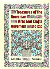 Volpe, Tod M & Cathers, Beth & Duncan, Alastair TREASURES OF THE AMERICAN ARTS A