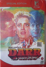 DARR 2 DISC SPECIAL EDITION YESH RAJ FILMS ORIGINAL BOLLYWOOD DVD