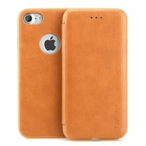 Iphone 8 Case Genuine Leather Wallet Card Slot Holder Ebay