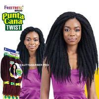 3x Punta Cana Twist Freetress Synthetic Braid