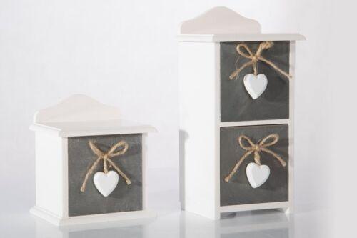 Blanc Boîte Coffret à Bijoux Case Coffret schmuckbox Boîte Bijoux Coffret Bois