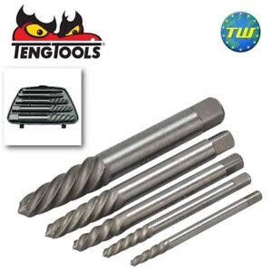 Teng-Tools-SE05-5pc-Screw-Extractor-Remover-Set-7-64-9-64-5-32-1-4-amp-19-64in