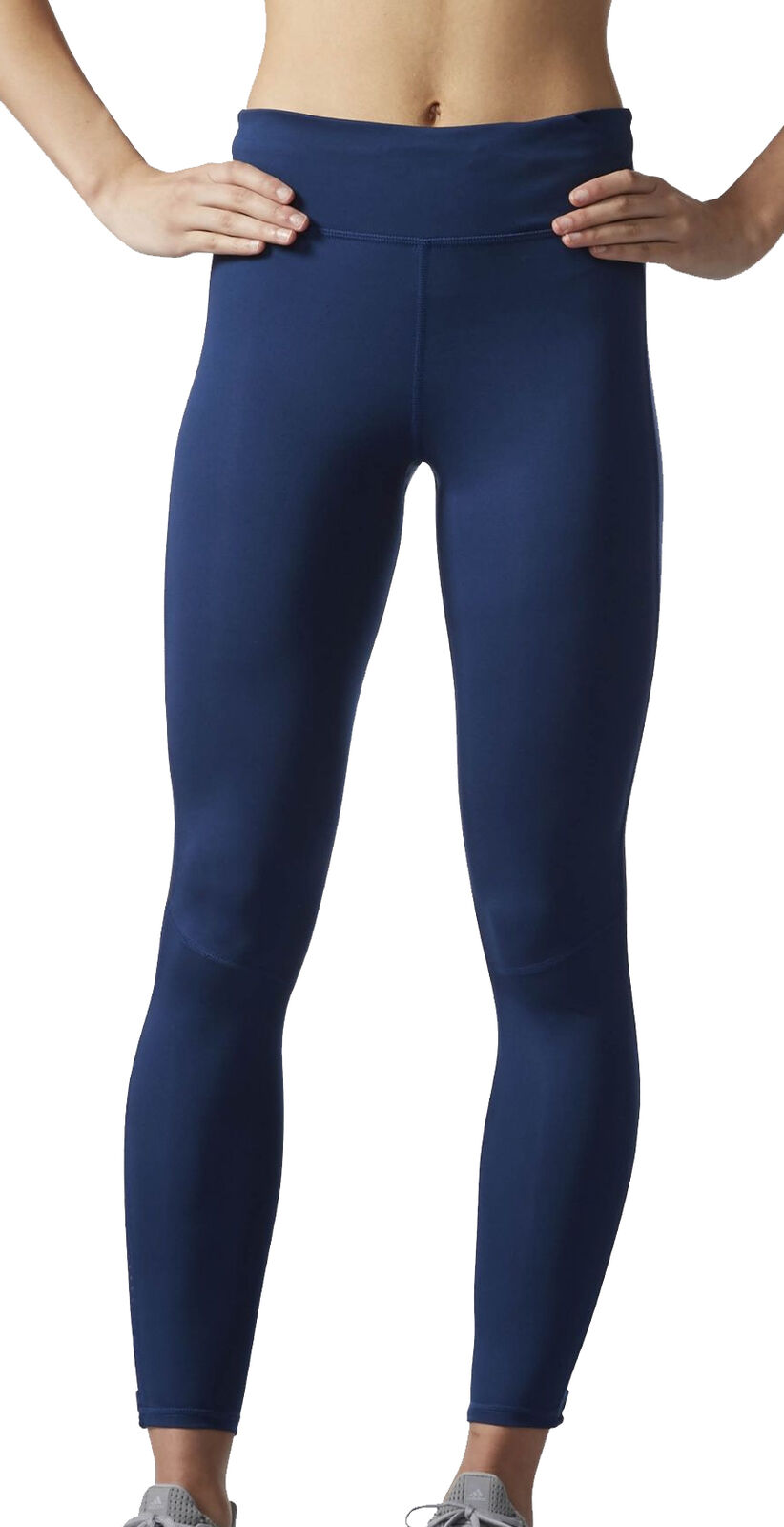 Adidas Supernova Womens Long Running Tights - bluee