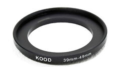 39mm-49mm 39-49 Stepping Ring Filter Ring Adapter Step up