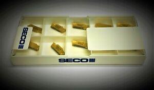 CP500 10x Wendeschneidplatten SECO LCMF160304-0300-FT