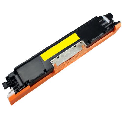 4Pk CF350A CF351A CF352A CF353A Toner FOR HP 130A Color LaserJet MFP M176n M177f