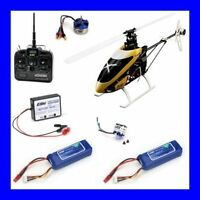 Brand Blade 200 Rtf Ready To Fly Rc Helicopter W/ Free Extra Battery Blh2000