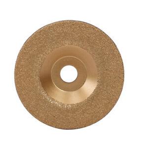 "4 ""6"" 7"" Brazed Diamond Grinding Cutting Disc Abrasive Wheel for Grinder Stone"