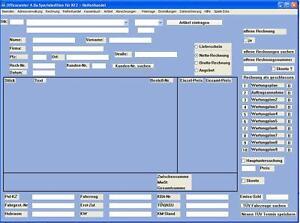 Rechnungsprogramm Kfz Werkstatt Rechnungswesen Kostenlose