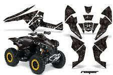 AMR Racing CanAm Renegade500/800/1000 Graphic Kit Wrap Quad Decal ATV All REAP K