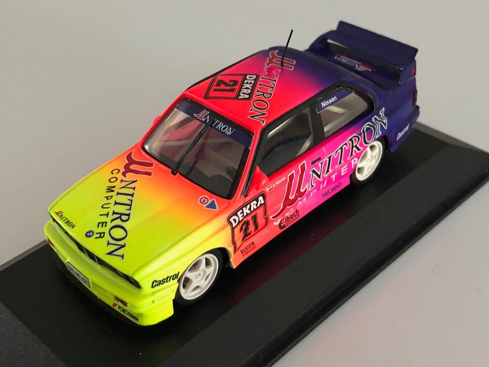 Paul's Model Art Art Art Minichamps BMW M3 E30 DTM '92 collection of 4 models 1 43 dd06ef