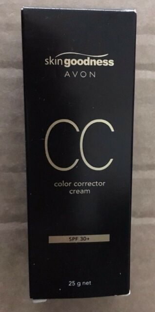 Avon Skin Goodness Color Corrector Cream - Medium