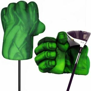 Green-Hand-The-Fist-Golf-Headcover-Driver-Head-Covers-460cc-Boxing-Wood-Cover
