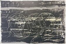 Henry MOORE (1898-1986) Original Lithographie Ediciones Poligrafa 1979