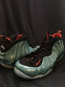 86450894ab264 Image is loading Nike-Foamposite-One-Gone-Fishing-Size-12