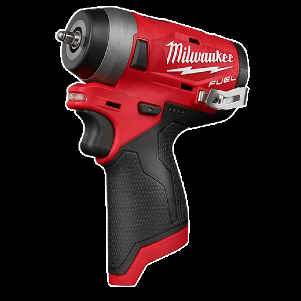 Milwaukee 2552-20 M12 FUEL 12V Brushless 1/4