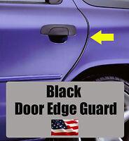 4pcs Black Door Edge Guard Trim Molding Protector Chevy4bg