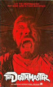 Deathmaster-1972-Robert-Quarry-Bill-Ewing-Brenda-Dickson-Horror-Pressbook