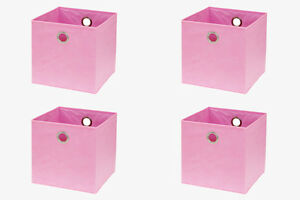 Faltbox F Ikea Kallax Expedit Regal Box Korb Rosa Pink Flamingo 4