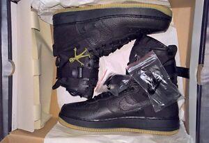 9633a6f9260348 Nike Special Forces Air Force 1 Black Gum Men s US Sz 13 864024-001 ...