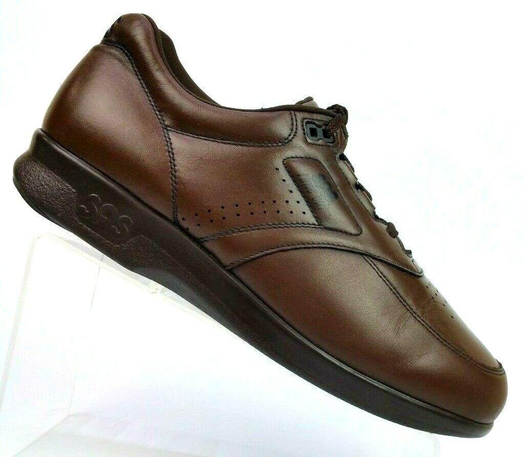 Servicio Aéreo Especial comodidad Tripad tiempo marróns Cuero Con Cordones Comodidad Zapatos para mujer 10 M