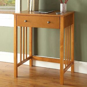 mission style solid oak office computer. Image Is Loading New-Mission-Style-Desk-Writing-Computer-Solid-Wood- Mission Style Solid Oak Office Computer K