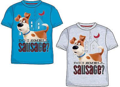 Jujak Secret Life of Pets T Shirt