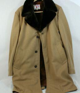 Vintage-Field-and-Stream-Gordon-and-Ferguson-Wool-Tweed-Faux-Fur-Jacket-42-Long