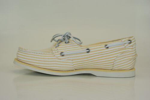 eye Zapatos Classic Timberland Mujer Cerrado Náuticos 2 Lona Vela De qXHxxRvE