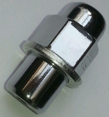 "Tipo de manga 20x wheelnuts SD1 Vitesse Etc aleaciones en Rover P6 7//16/""unf X 11//16/"""