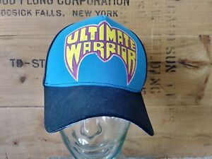 premium selection 0aa18 c247f ... where can i buy image is loading wwe the ultimate warrior snapback  adjustable hat cap 17a94