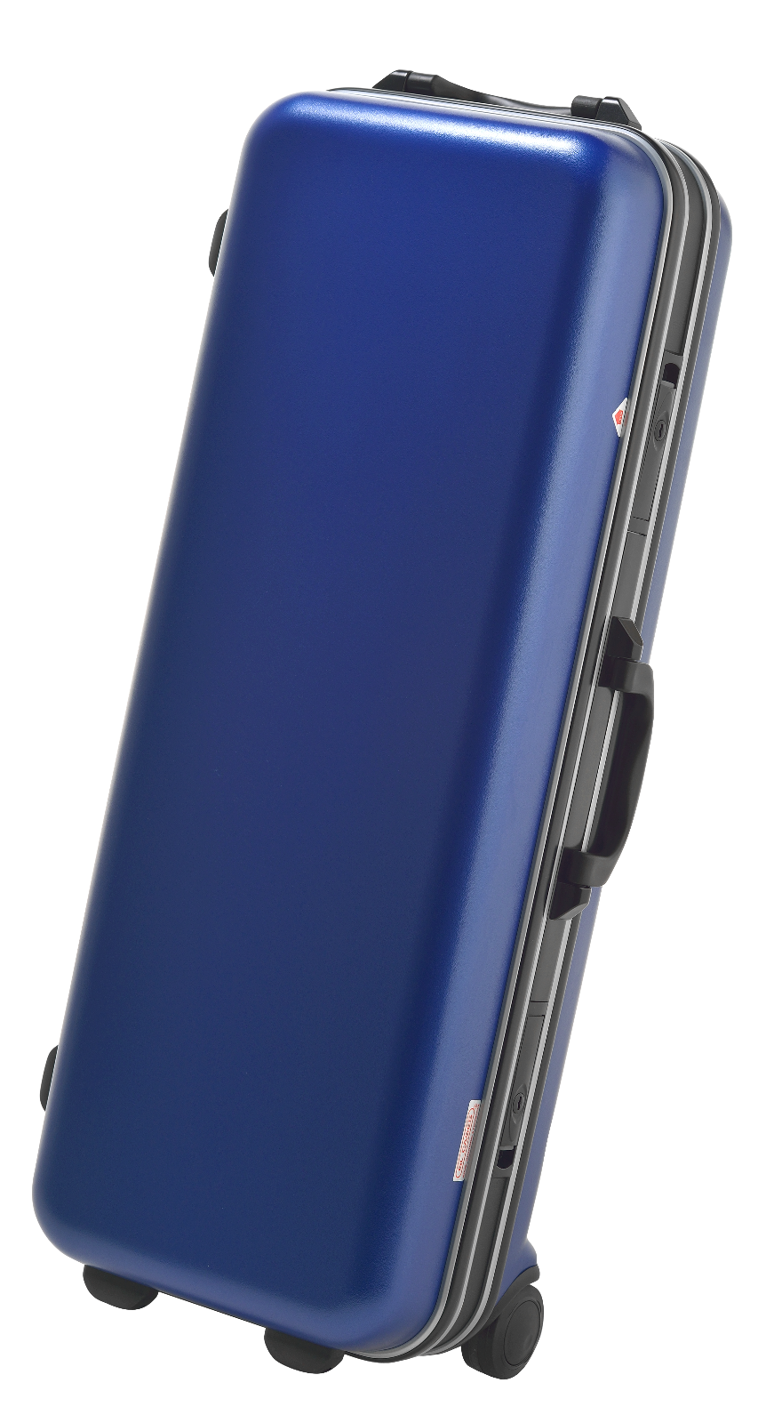 Trolley für Tenorsaxophon, Tenorsax Trolley, in blau