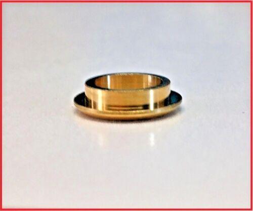 10mm o d. Modell Boot bullauge ohne Flansch glasiert 8mm Bohrer Loch