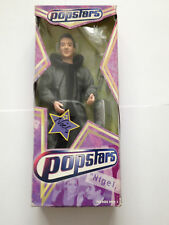 Official Popstars The Rivals Noel Hearsay 2001 Collectable Doll Worldwide Post!