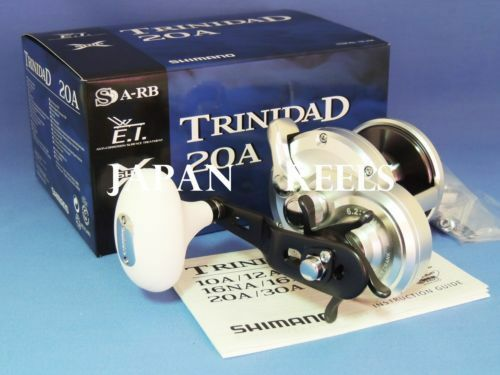 NEW SHIMANO TRINIDAD 20A TN 20A RIGHT HAND CASTING REEL 1-3 DAYS FAST DELIVERY