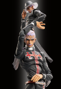 JOJO-Super-Action-Statue-Enrico-Pucci-Limited-Edition-WF-2017-Figure-from-JAPAN