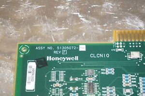Image is loading HONEYWELL-TDC3000-51305072-100-CLCN-IO-51305072100