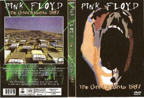 pink floyd omni atlanta 1987 2dvds david gilmour led zeppelin