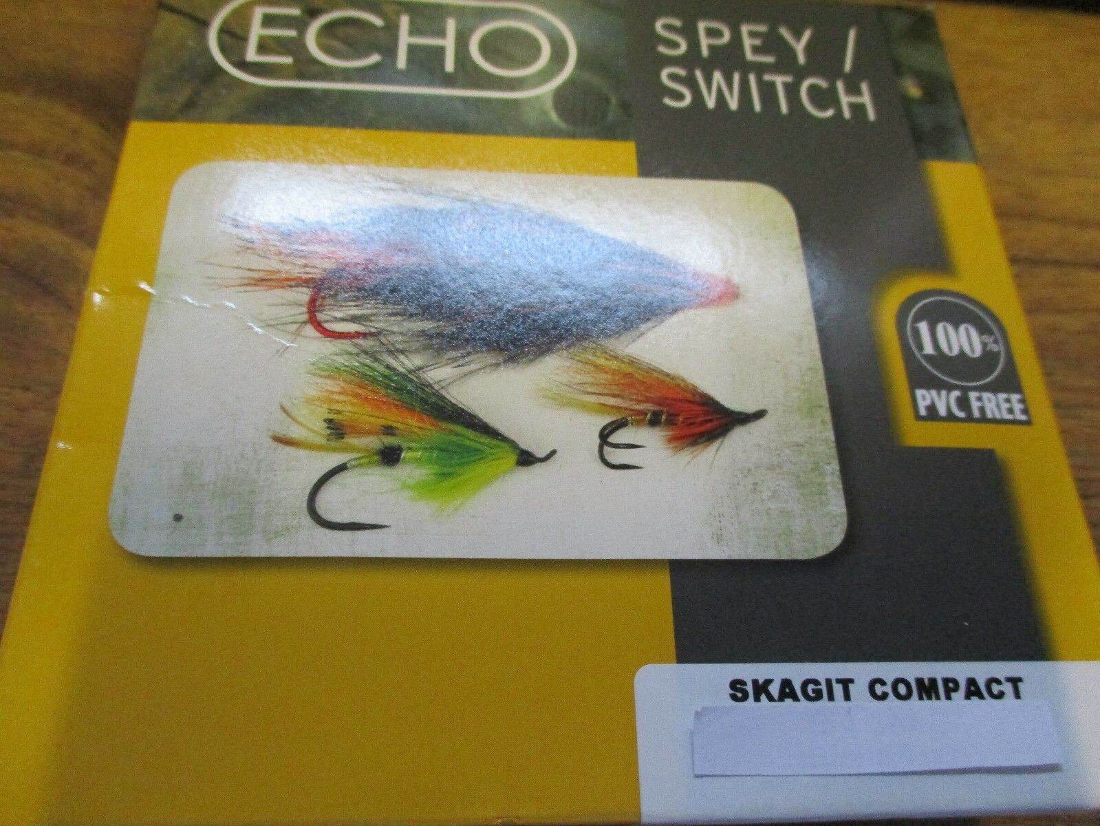 Special Offer Echo Skagit Compact Mint Grün Floating Fly Line