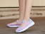 Handmade-Women-039-s-Sneakers-Breathable-Slip-On-Walking-Shoes-Woven-Stretch-Mesh thumbnail 18