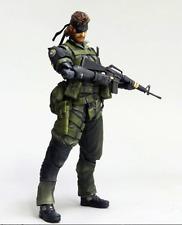 Square Enix - Play Arts Kai -  Metal Gear Solid Peace Walker Vol.3 - SNAKE