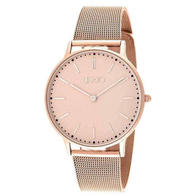 Orologio da donna LIU JO Luxury Collezione Moonlight TLJ971 gold rose oro rosa
